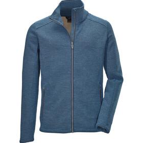 G.I.G.A. DX by killtec GW 25 Knitted Fleece Jacket Men medium blue